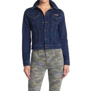 HUDSON Jeans Signature Denim Jacket small